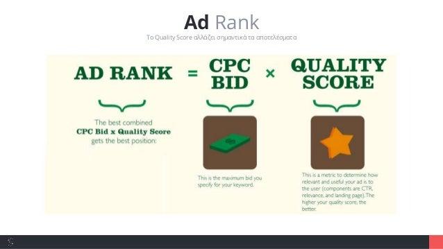 25 Επιτέλους, τι είναι τα Google AdWords; http://www.wordstream.com/blog/ws/2013/07/16/quality-score-cost-per-conversion T...