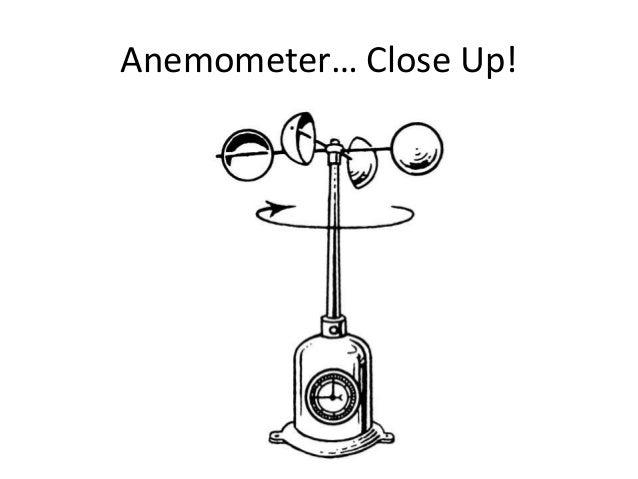 anemometer drawing - photo #5