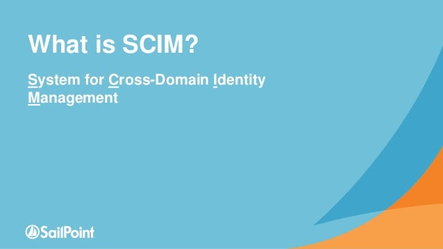 Master IAM in the Cloud with SCIM v2 0