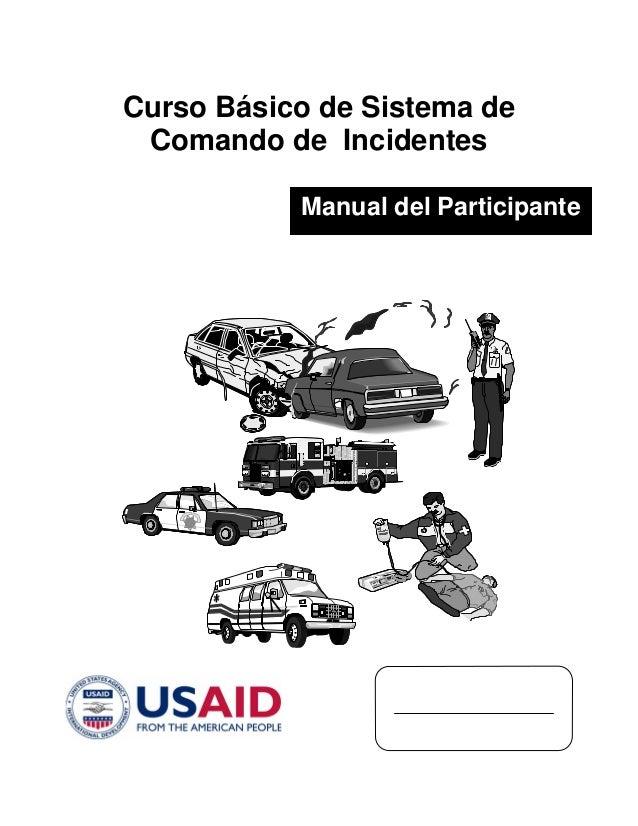 Sci manual del participante