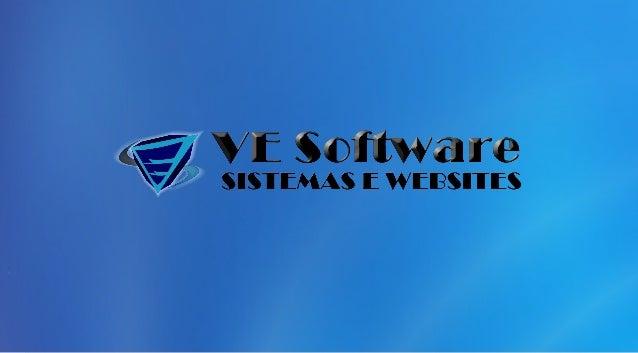 ELEMENTOS DA EMPRESA   Empresa com foco em desenvolvimento de softwares há 4  anos no mercado.   Mais de 80 softwares de...