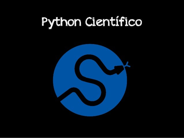Python Científico