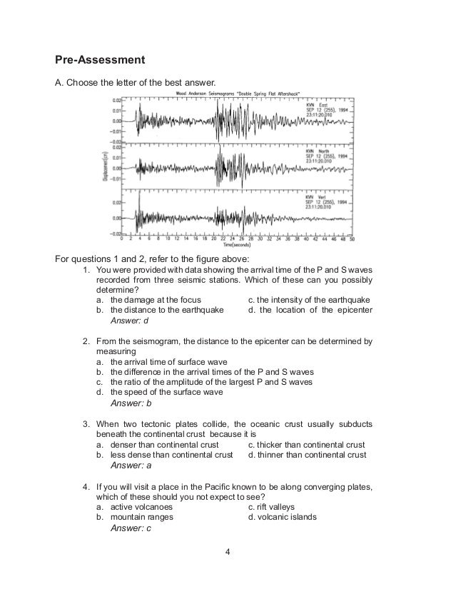 Earth science mountain building study guide answer ebook array grade 10 sci module teacher u0027s guide unit 1 rh slideshare net fandeluxe Images
