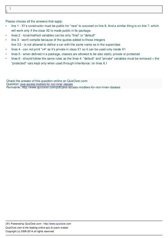 Oracle Certified Professional Java SE 8 Programmer