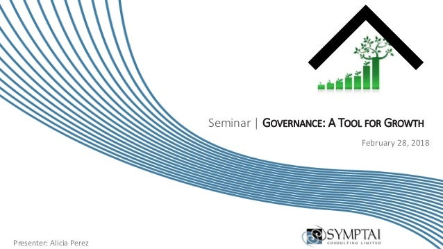 Celebrating 20 Years of Platinum Service Governance: A Tool for Growth Seminar | GOVERNANCE: A TOOL FOR GROWTH February 28...