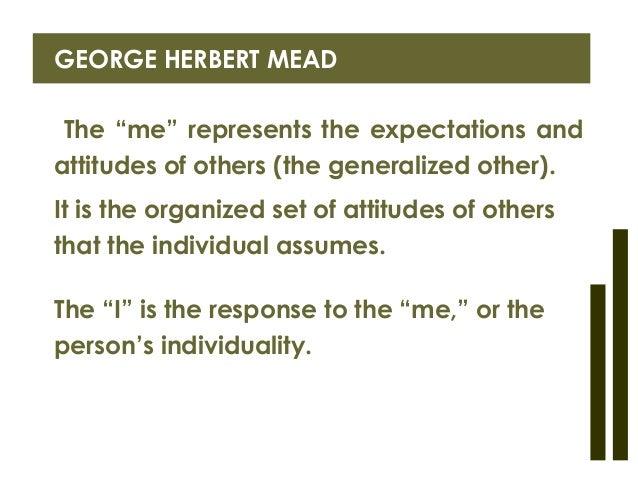 key concepts of george h mead Title: sosiaalipsykologian sydän : george h mead ja symbolinen interaktionismi sosiaalipsykologian tutkimustraditioissa ja toimijuuden teoriassa.