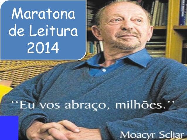 Maratona  de Leitura  2014