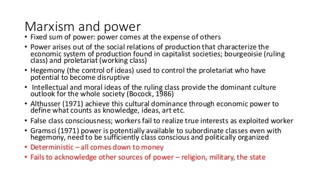 defining power and politics 1 defining power in social and political theory, power is often regarded as an essentially contested concept (see lukes 1974 and 2005, and connolly 1983.