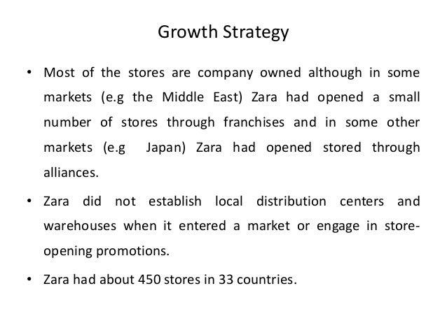 Zara: worldwide pricing strategy revealed by study