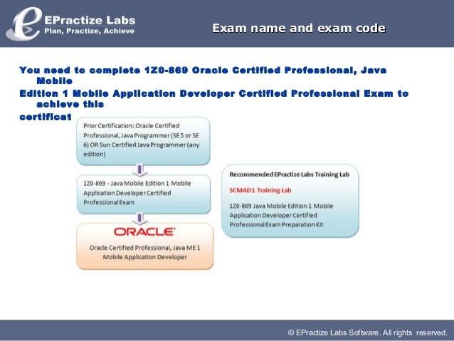 SCMAD Preparation Guide