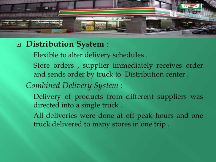 7 eleven combined distribution centers Data security is important to us you trust us with some of your most important information and documents and we take that responsibility very seriously.