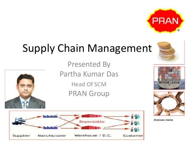 organizational structure of pran group