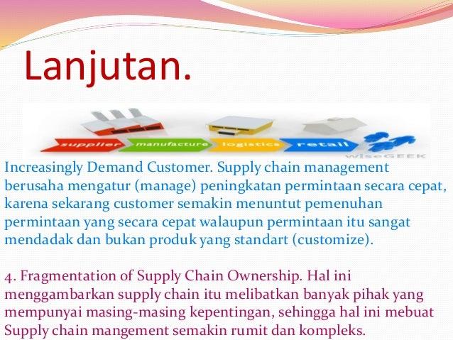 Penerapan Supply Chain Management Pada Carrefour Indonesia (ERP)