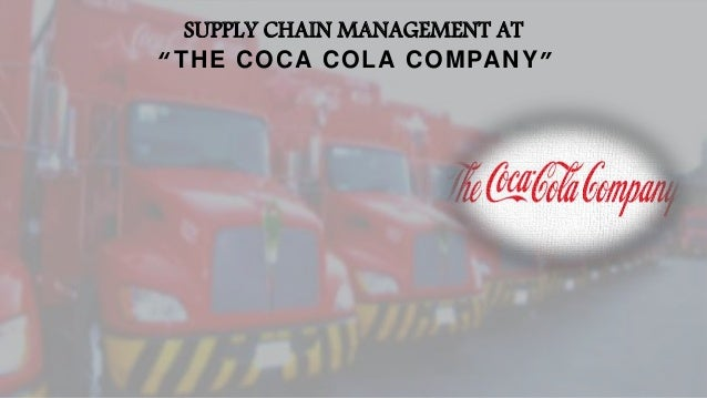 change management in coca cola Coca-cola is changing the design for cans and bottles of its diet and low sugar variants, largely keeping the iconic red packaging of regular coke.