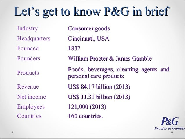 relationship between procter and gamble and walmart Lou prichett: negotiating the p&g relationship with walmart lou pritchett lou pritchett rose from soap salesman to vicepresident sales and customer development for procter and gamble and over the course of 36 years in 1987 boldly engineered an adventuresome partnership between two corporate titans (p&g and wal-mart).