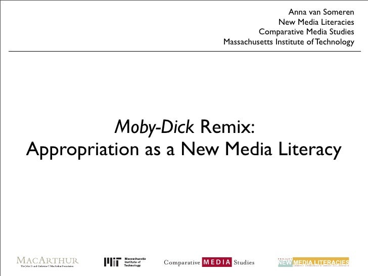 Anna van Someren                                       New Media Literacies                                 Comparative Me...