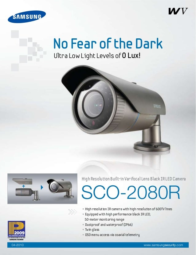 No Fear of the Dark          Ultra Low Light Levels of 0 Lux!                    High Resolution Built-in Varifocal Lens B...