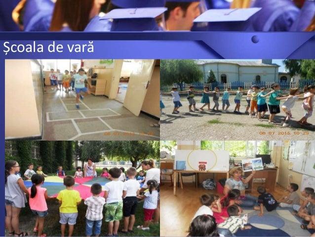 Școala de vară