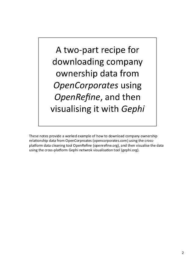 These  notes  provide  a  worked  example  of  how  to  download  company  ownership   rela3onship...