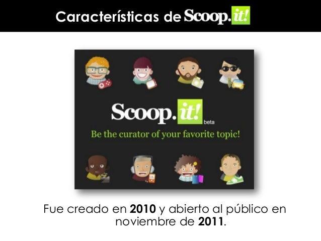 Características de  Fue creado en 2010 y abierto al público en noviembre de 2011.