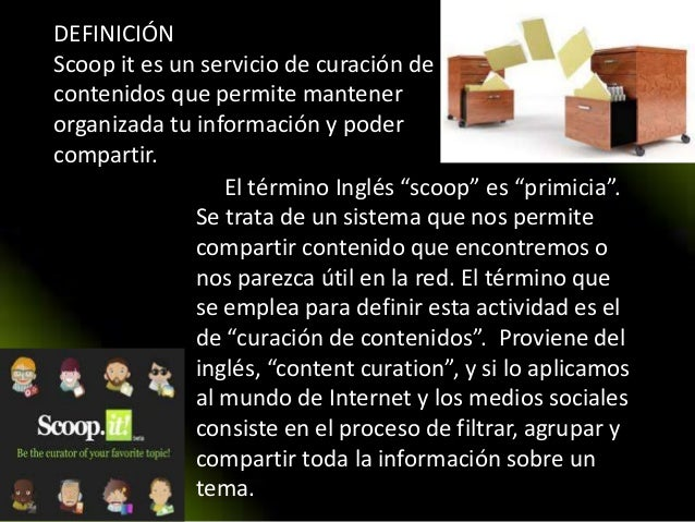 Scoop.it y el ambito educativo