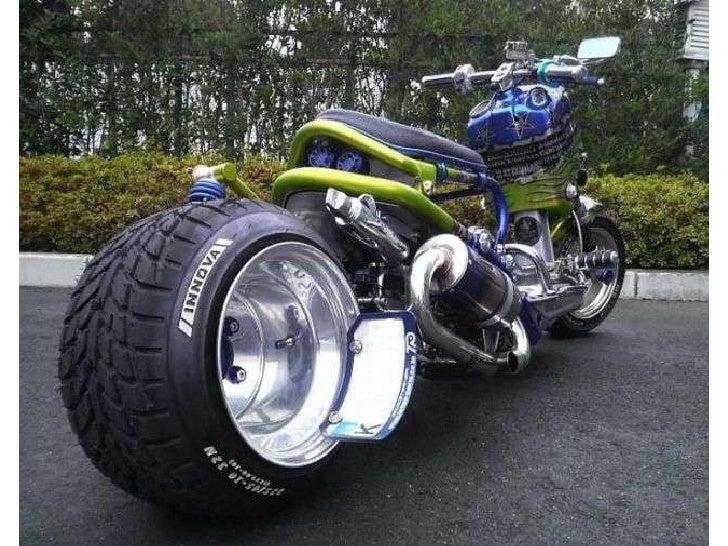 Scooters costumizadas