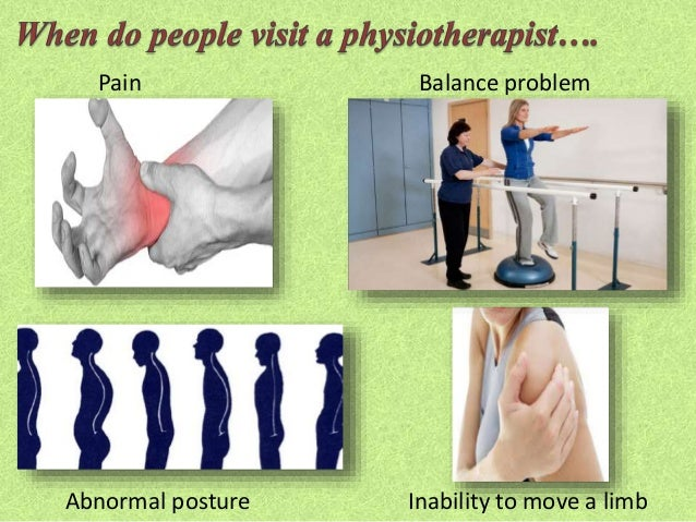SCOPE OF PHYSIOTHERAPY It means various fields where physiotherapy can be required. 1. General musculoskeletal disorders