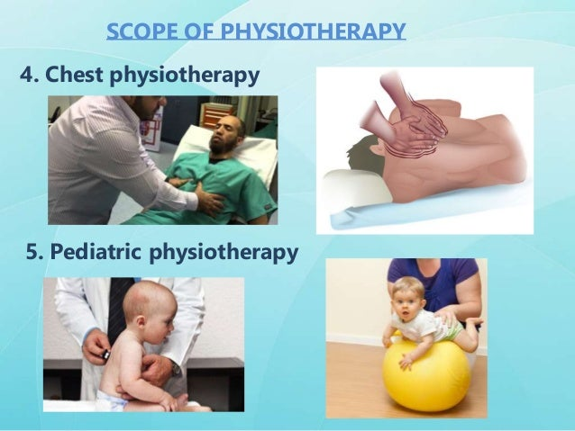 Scope and aims of physiotherapy