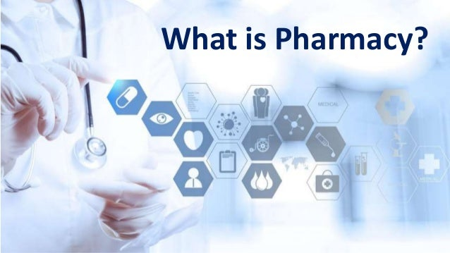 Scope and opportunities of pharmacy Slide 2