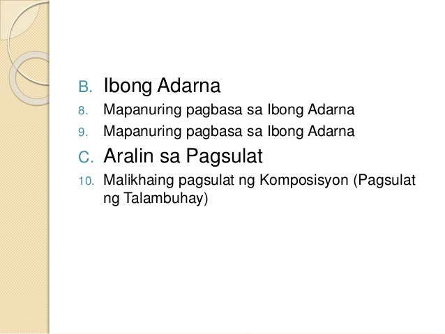 Ang Wikang Filipino sa Lipunang Filipino sa Panahon ng