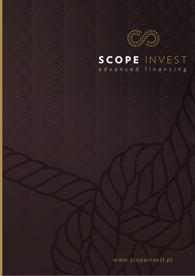 w w w. scopeinvest. pt