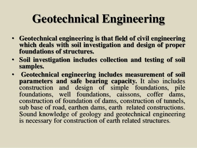 GEOTECH ENGINEERING and TESTING ACCREDITED