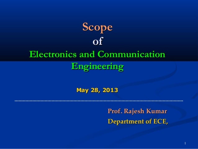 Scope of electronics and communication engineering.ppt