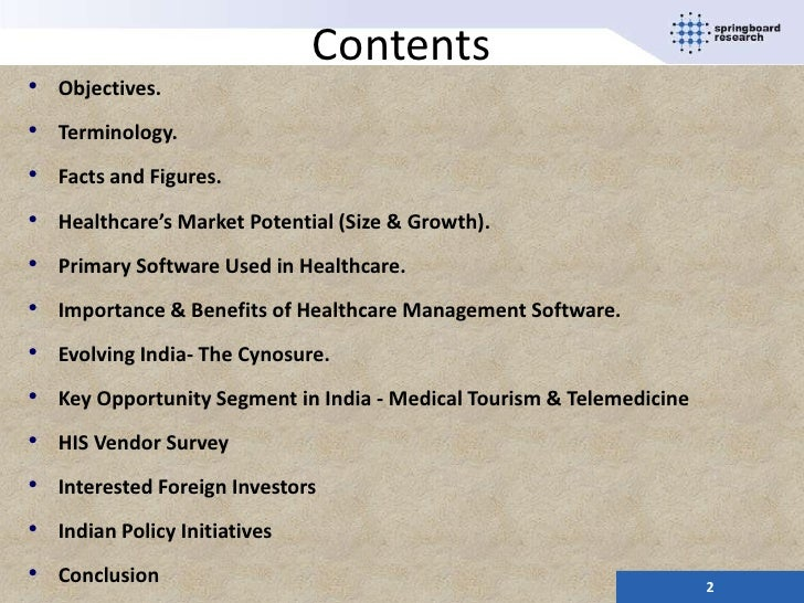scope of medical tourism in india Rising scope of medical tourism in india by ratnan published october 9, 2017 updated october 9, 2017 india is emerging as the developing region in the healthcare.