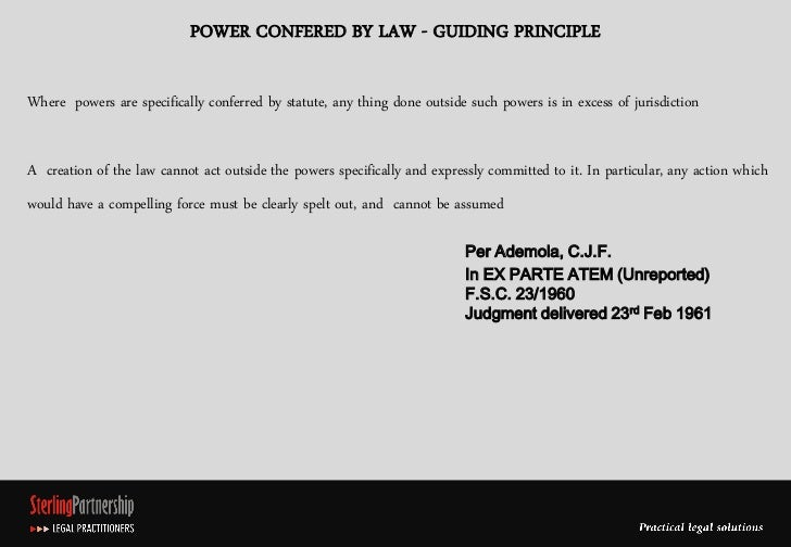 Scope Of Legislative Powers Of Enquiry And Investigation Over Private Entities   Li1 Slide 2