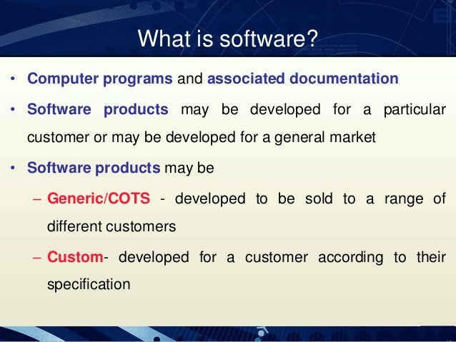 scope and limitation of computer software Below is a explanation of the different licensing options available from end user  licenses to corporate packages and the scope and limitations of each download .