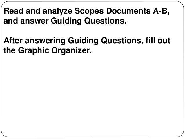 Scopes trial lesson2