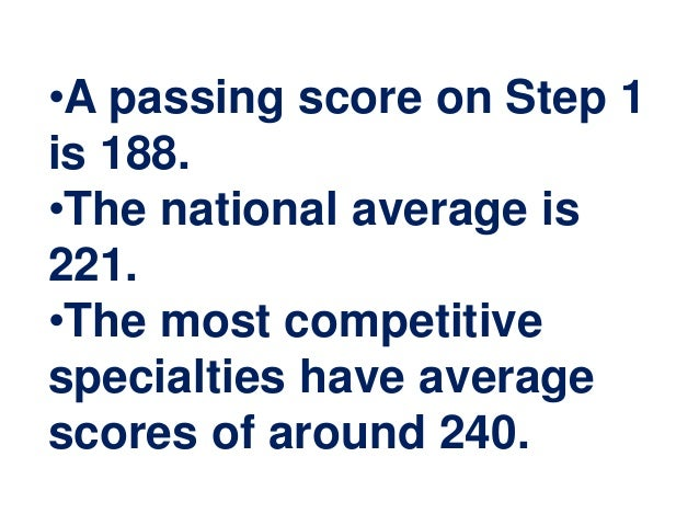 Try These Usmle Step 1 Percentile Scores {Mahindra Racing}