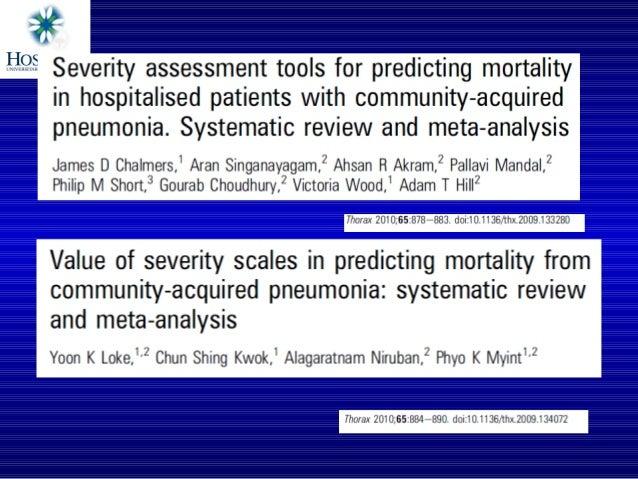 Chalmers Loke 22 estudios 7 estudios 16 estudios POBLACIONES INCLUIDASPOBLACIONES INCLUIDAS N = 22.753 Mortalidad = 7,4% N...