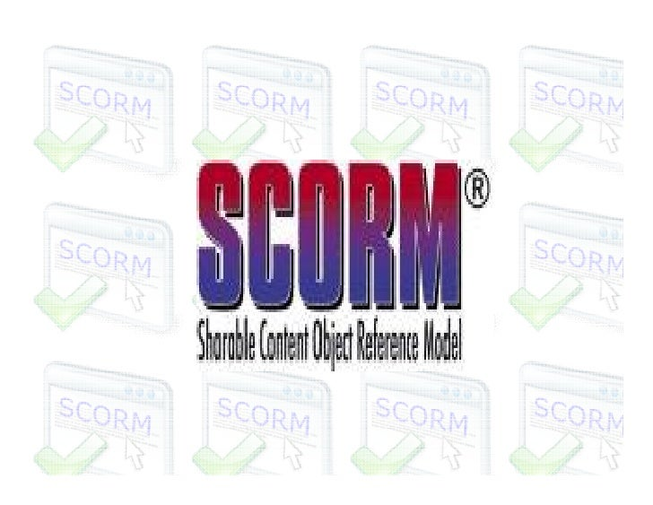 What is SCORM? The Shareable Content Object Reference Model defines a specific way of constructing Learning Management Sys...
