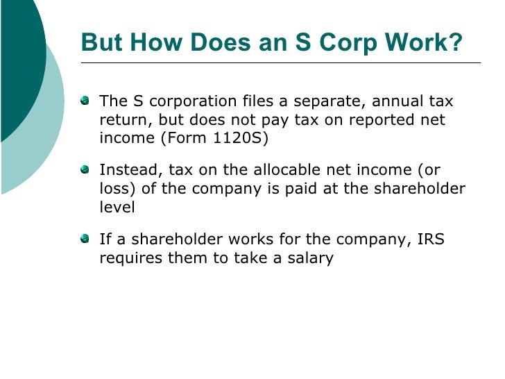 how to open s corporation