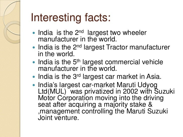 advantages of maruti suzuki join venture Suzuki-toshiba to set up lithium-ion battery plant in gujarat 14 th sep 2017 10:45 pm slated to be ready by 2020, suzuki-toshiba joint venture will manufacture lithium-ion battery packs for.