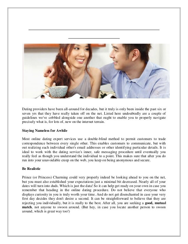 La escort services dating online