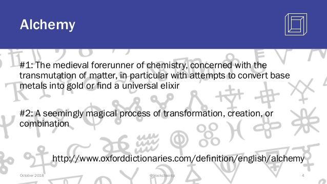 Alchemy Definition English – Fashionsneakers club