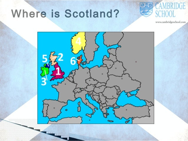 All About Scotland And Independence - Where is scotland
