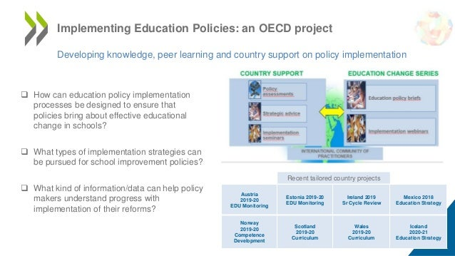 Scotland's Curriculum for Excellence: Into the future Slide 3