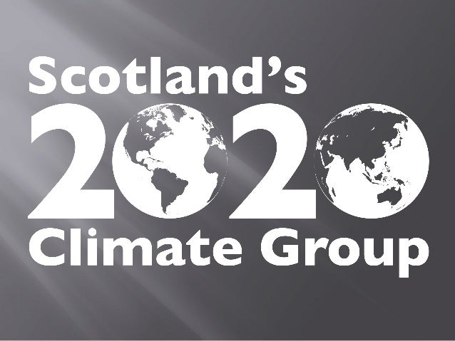 Working together todelivera low carbon future for Scotland through smarter collaborations and better conversations