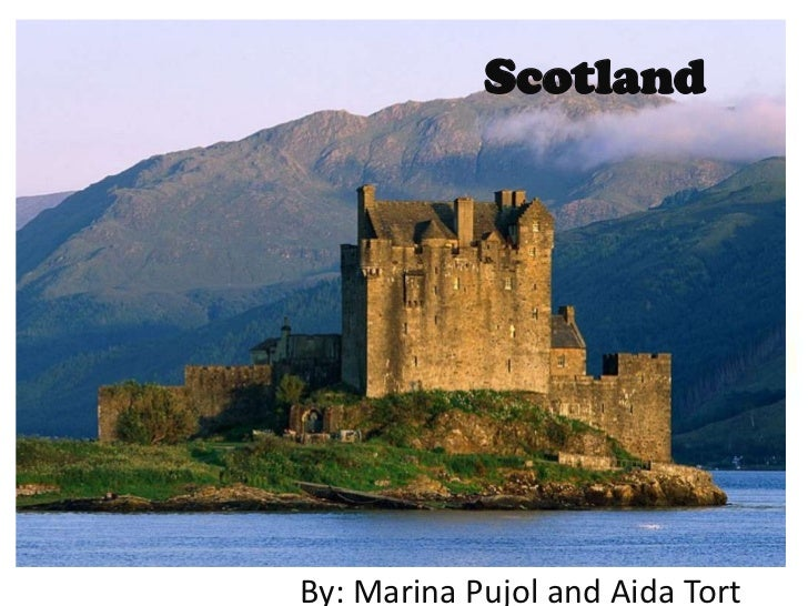 ScotlandBy: Marina Pujol and Aida Tort