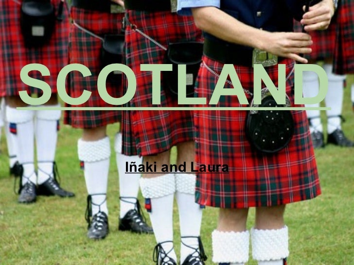 SCOTLAND Iñaki and Laura