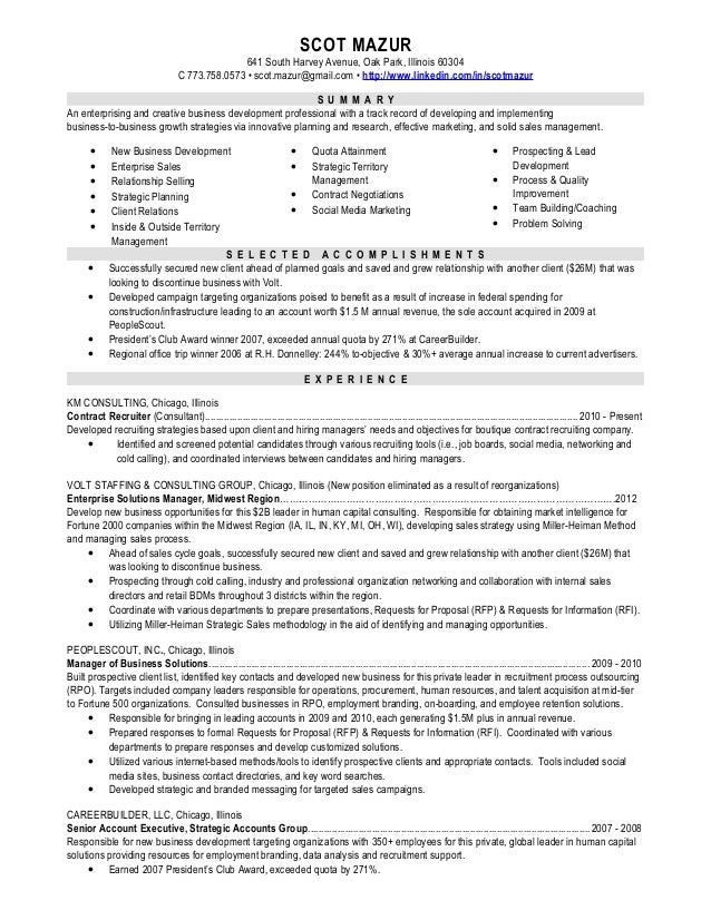 enterprise sales resume fast lunchrock co